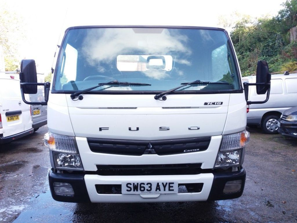 FUSO Canter Unlisted