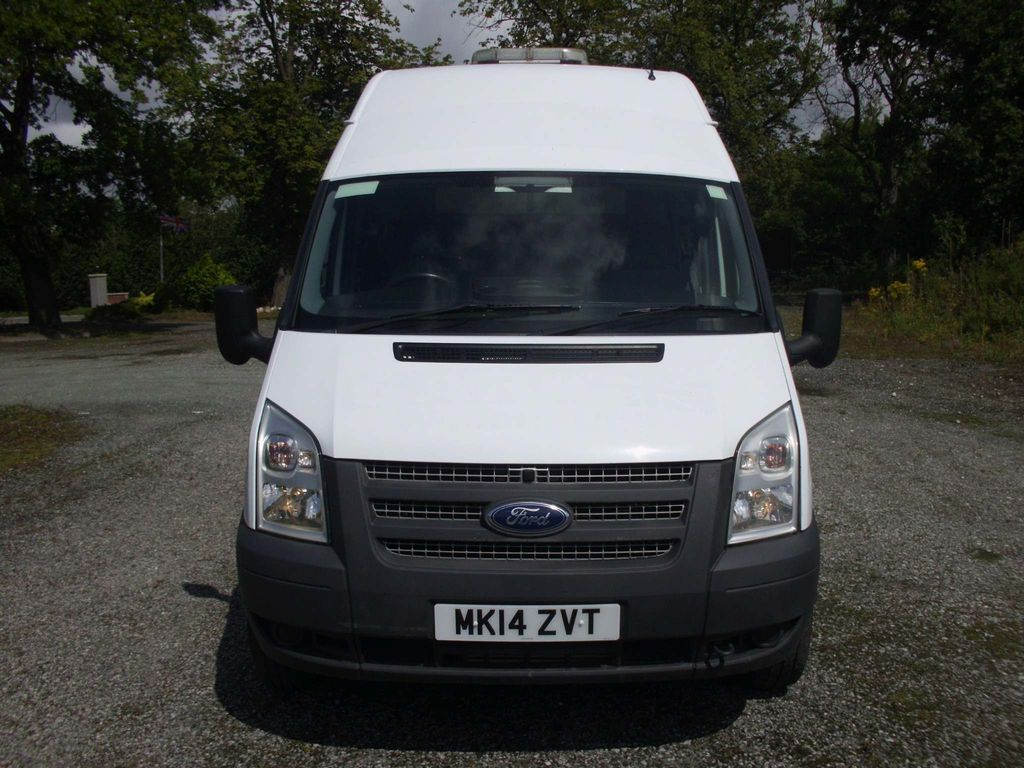 FORD TRANSIT Panel Van {Edition unlisted}