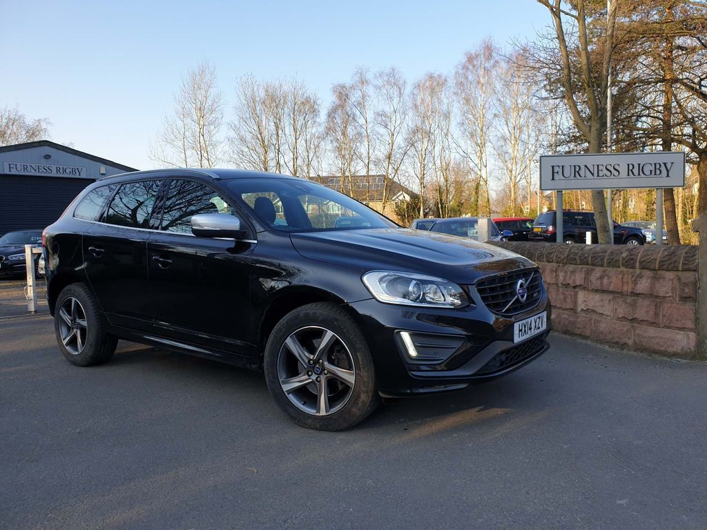 Volvo XC60 SUV 2.4 D4 R-Design Lux Nav Geartronic AWD 5dr
