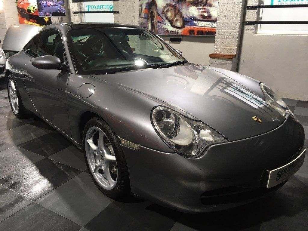 Porsche 911 Convertible 3.6 996 Targa 2dr