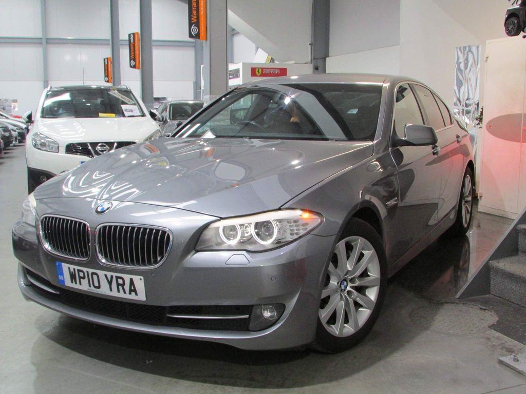 BMW 5 Series Saloon 3.0 528i SE 4dr