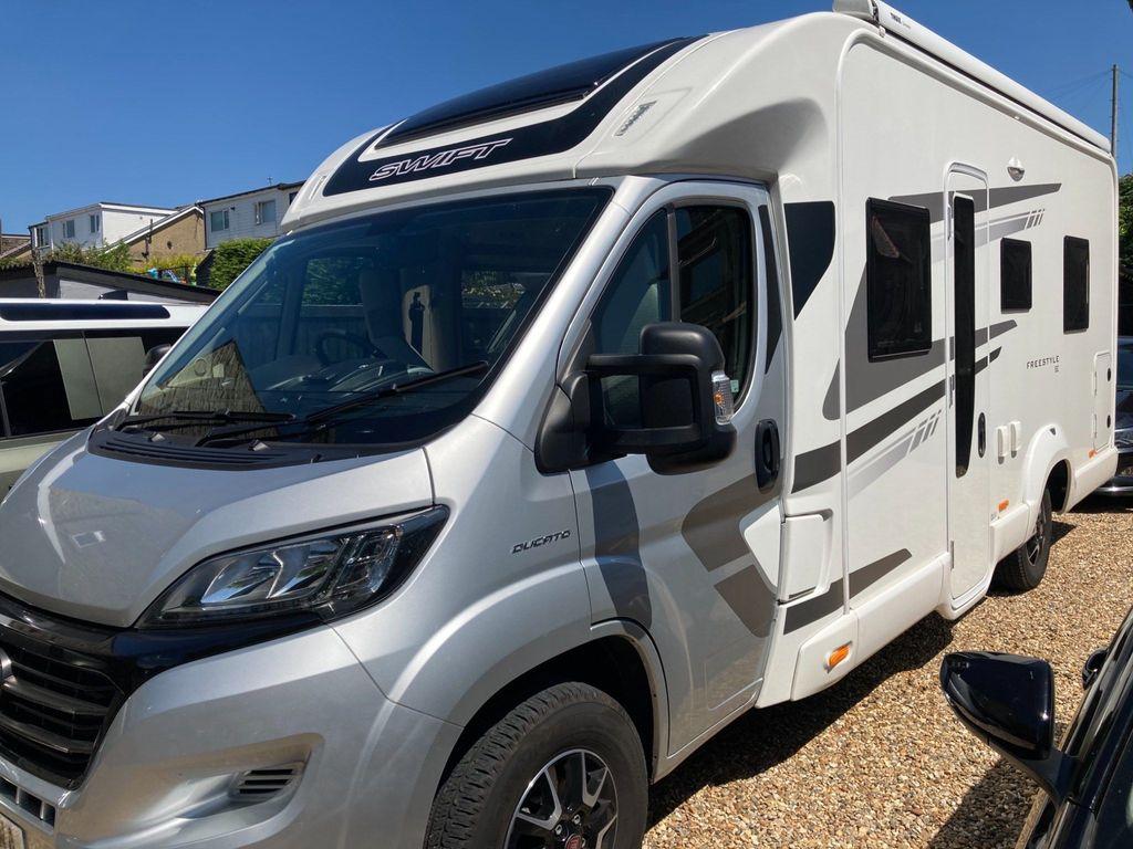 Swift Escape 694 Coach Built FREESTYLE SE DELIVERY POSSIBLE