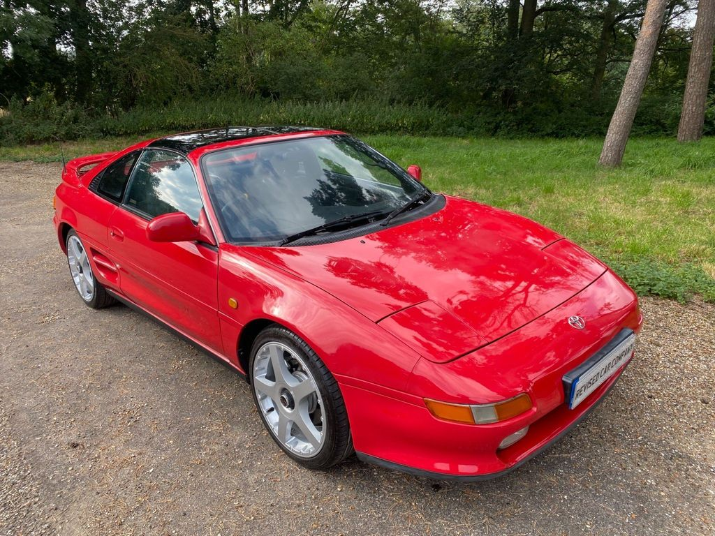 Toyota MR2 Coupe 2.0 GT T-Bar 2dr