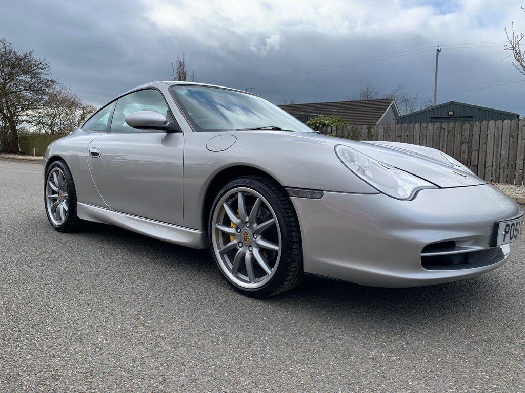 Porsche 911 Coupe 3.6 996 Carrera 2 2dr
