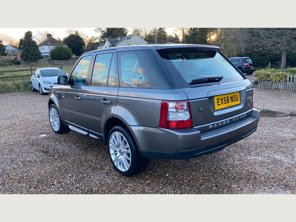Used Land Rover Range Rover Sport Suv 2.7 Td V6 Se 5dr in ...