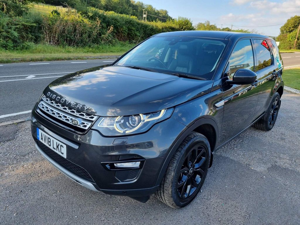Land Rover Discovery Sport SUV 2.0 SD4 HSE Auto 4WD (s/s) 5dr