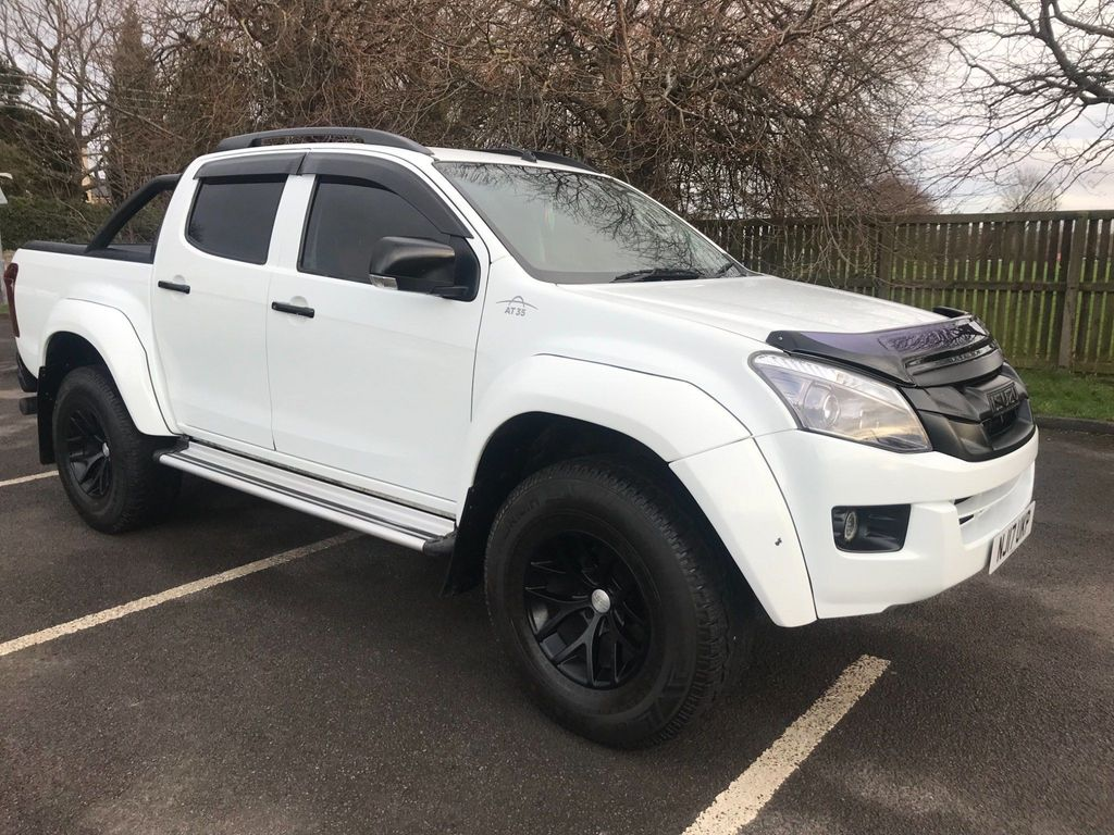 Isuzu D-Max Pickup 2.5 TD Arctic Trucks AT35 Double Cab Pickup 4dr