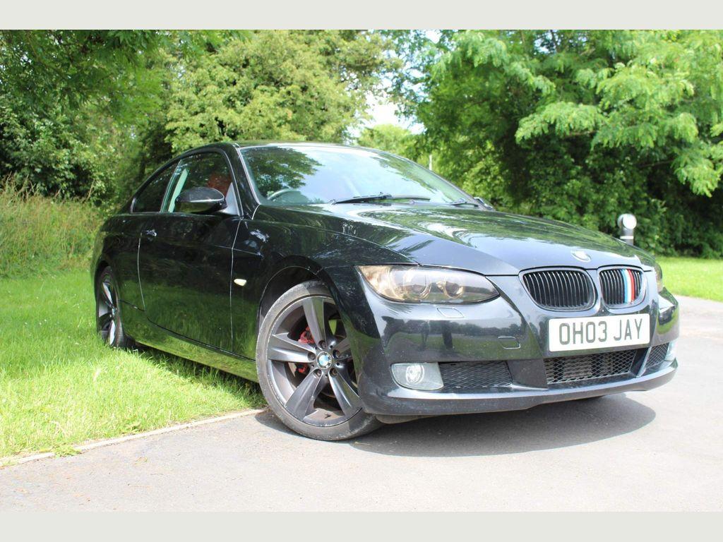 BMW 3 Series Coupe 2.0 320d SE Highline 2dr