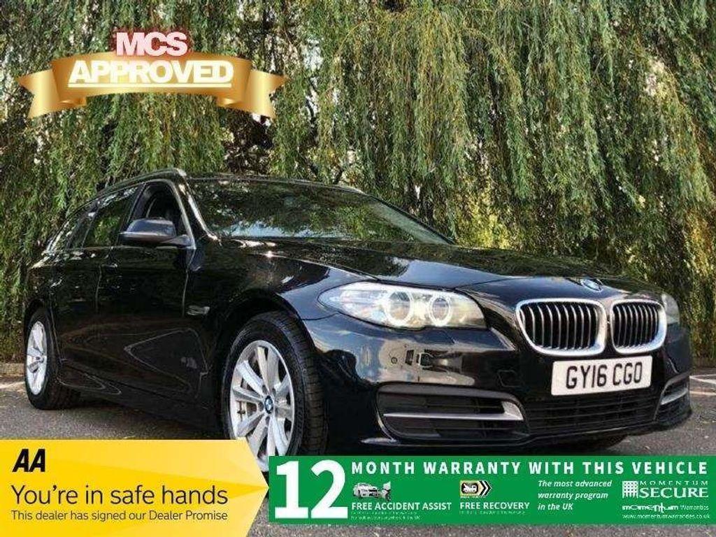 BMW 5 Series Estate 2.0 525d SE Touring 5dr