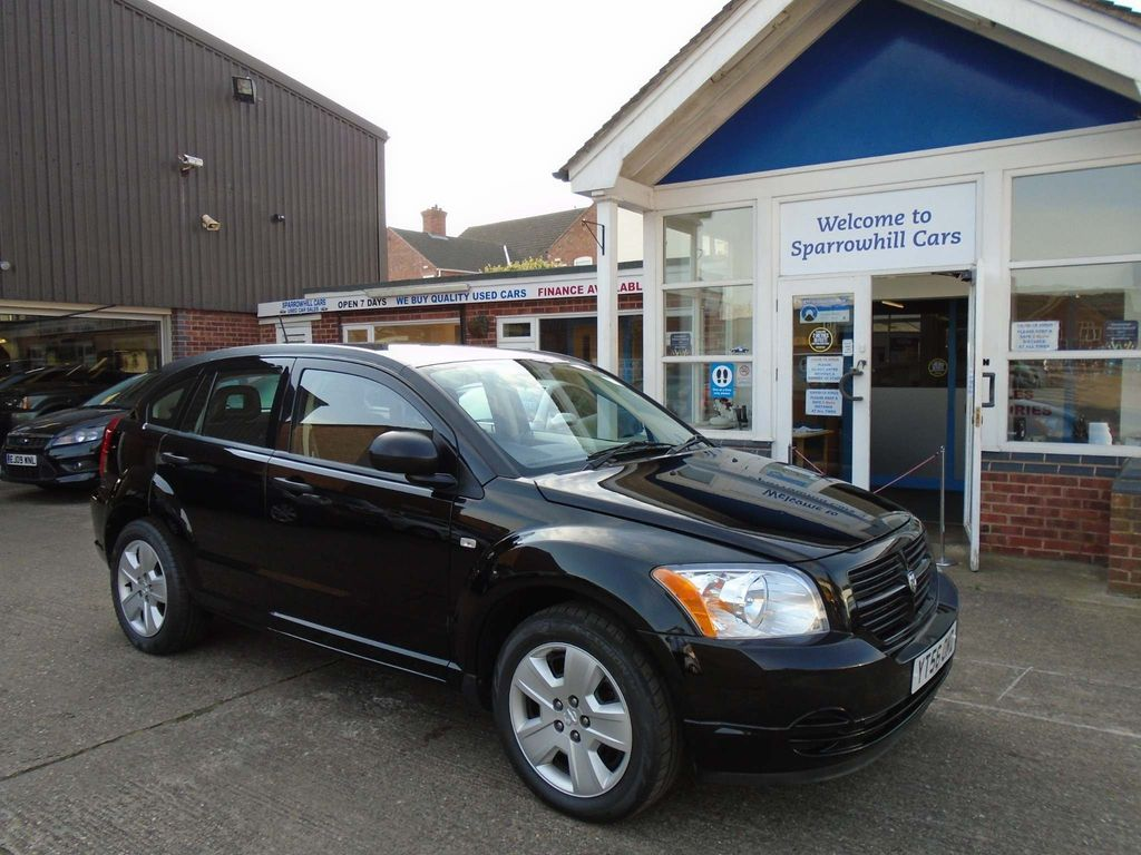 Dodge Caliber Hatchback 1.8 SE 5dr