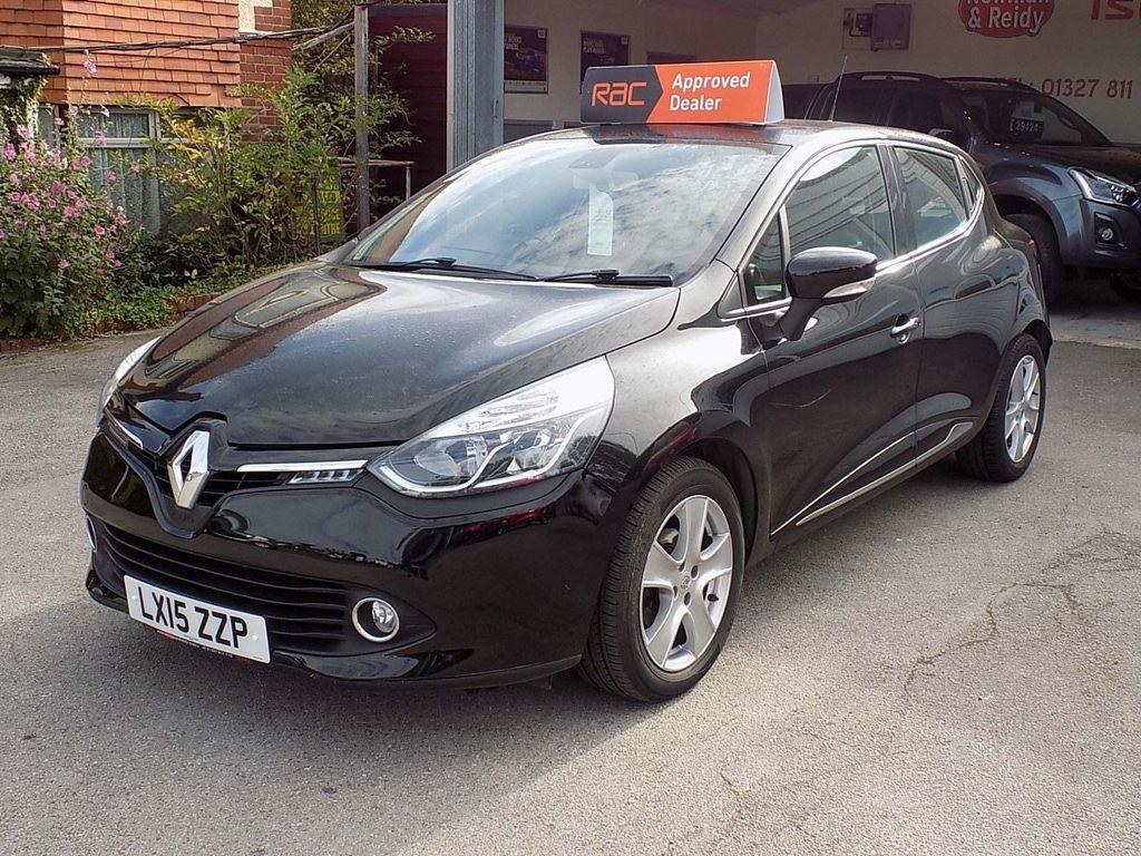 Renault Clio Hatchback 1.5 dCi ECO ENERGY Dynamique MediaNav (s/s) 5dr