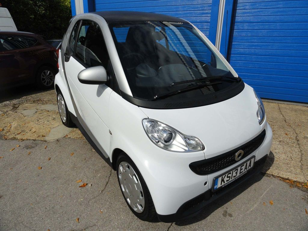 SMART FORTWO Coupe {Edition unlisted}