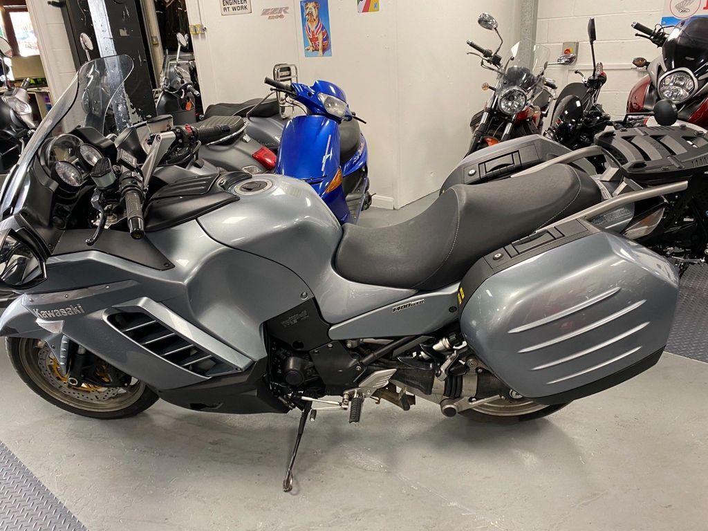 Kawasaki GTR1400 Tourer 1400 1400GTR ABS Tourer