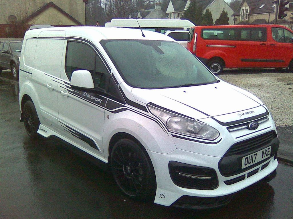 Ford Transit Connect Panel Van 1.5 TDCI M-SPORT SPECIAL EDITION