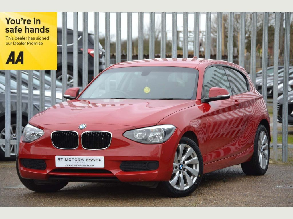 BMW 1 Series Hatchback 1.6 114i ES Sports Hatch 3dr