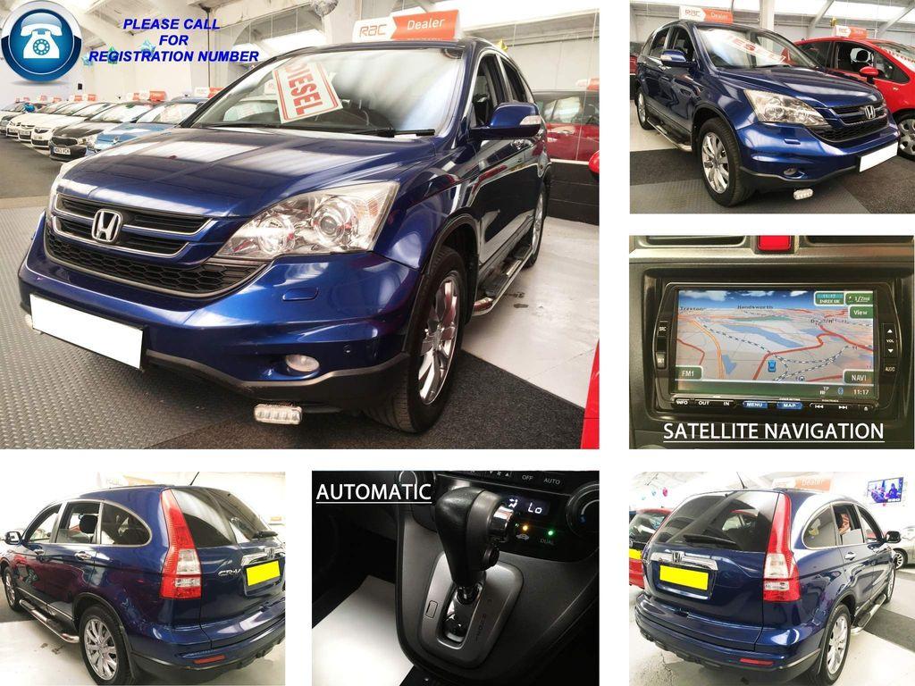 Honda CR-V SUV 2.2 i-DTEC ES-T 5dr