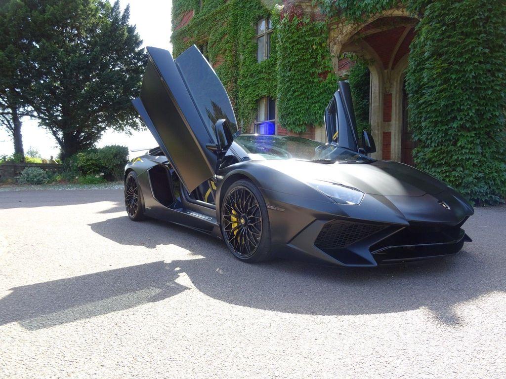 Lamborghini Aventador Convertible 6.5 V12 LP 750-4 Superveloce Roadster ISR 4WD 2dr