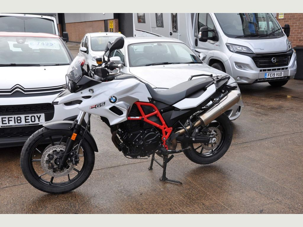 BMW F700GS Adventure 700 GS Rallye ABS