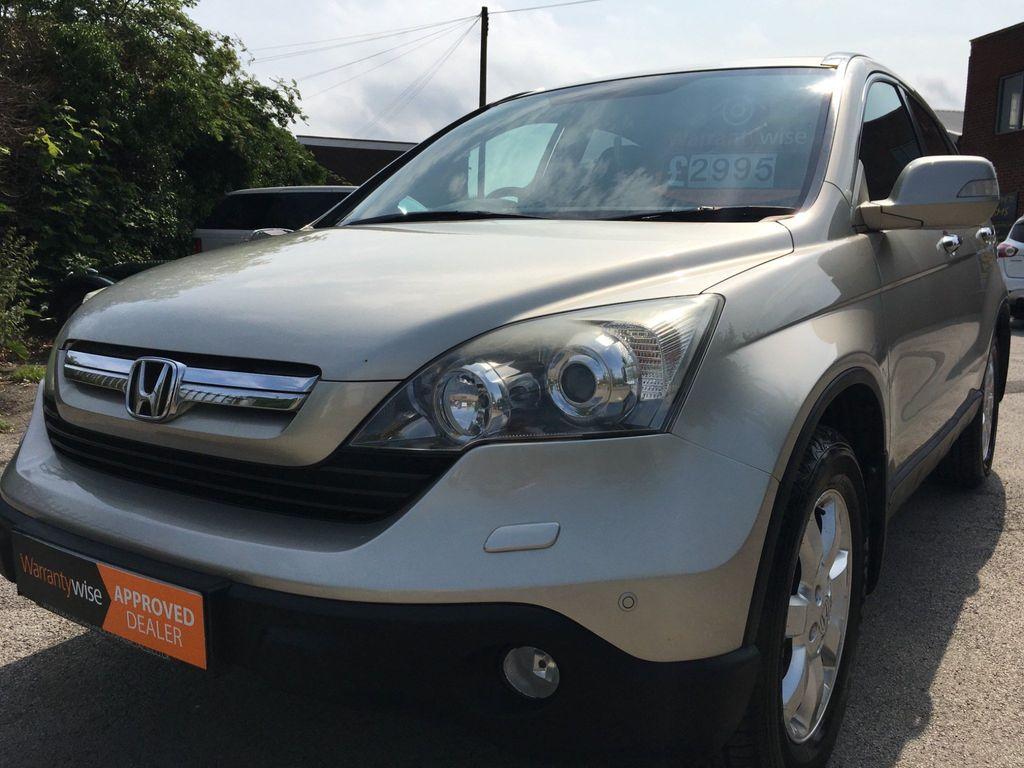 Honda CR-V SUV 2.2 i-CDTi ES 5dr