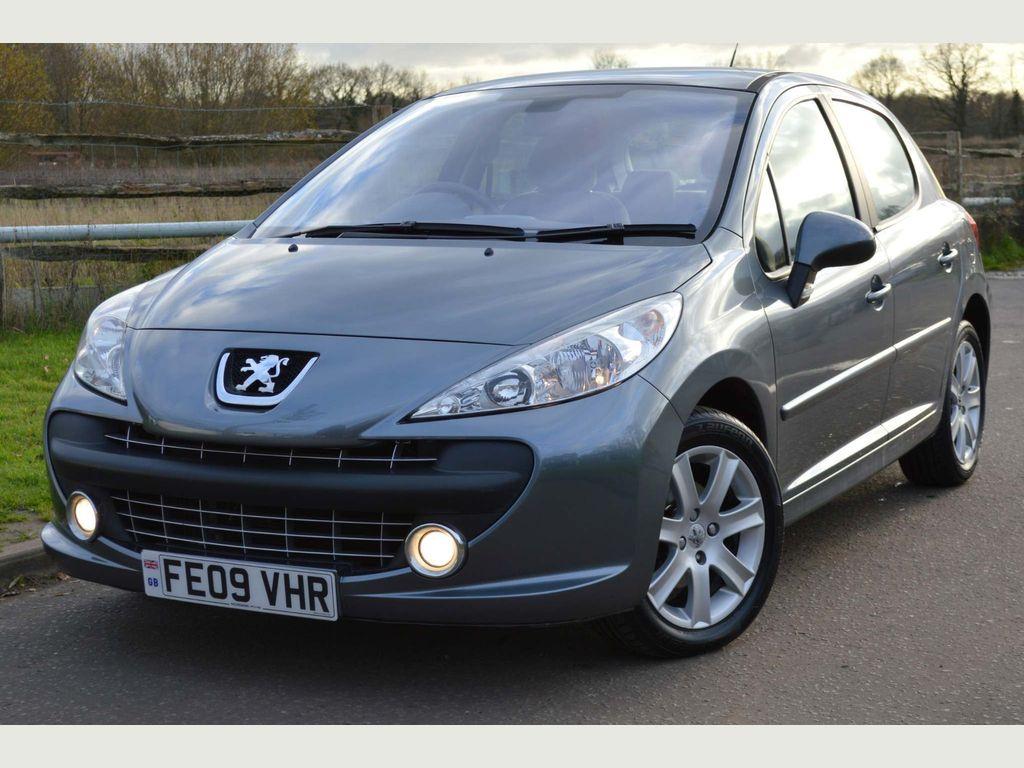 Peugeot 207 Hatchback 1.6 HDi SE Premium 5dr