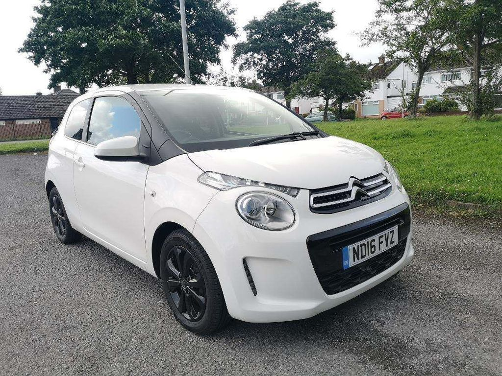 Citroen C1 Hatchback 1.2 PureTech Flair 3dr