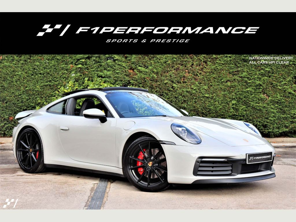 Porsche 911 Coupe 3.0T 992 Carrera S PDK (s/s) 2dr