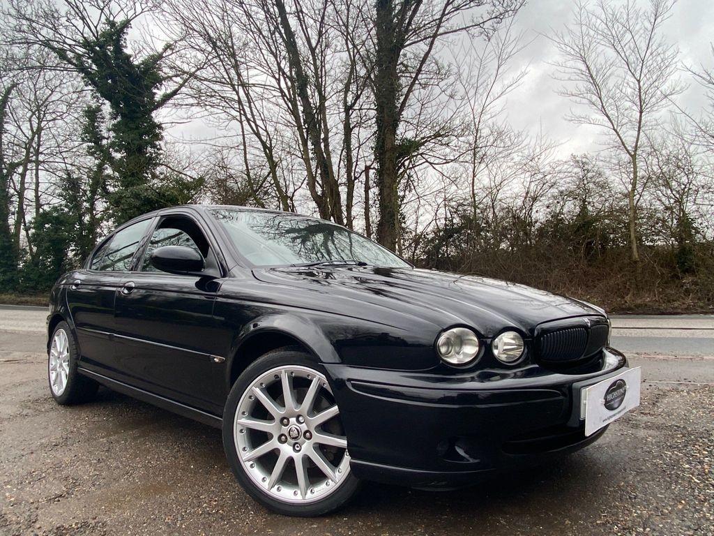 Jaguar X-Type Saloon 3.0 V6 Sport (AWD) 4dr