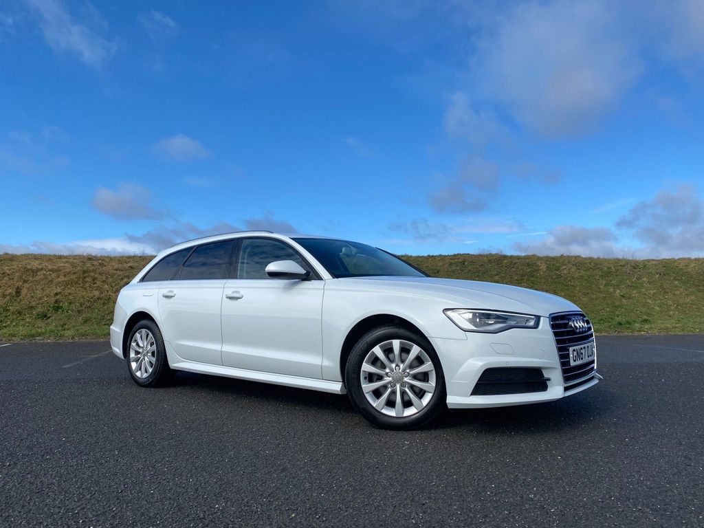 Audi A6 Avant Estate 2.0 TDI ultra SE Executive Avant S Tronic (s/s) 5dr