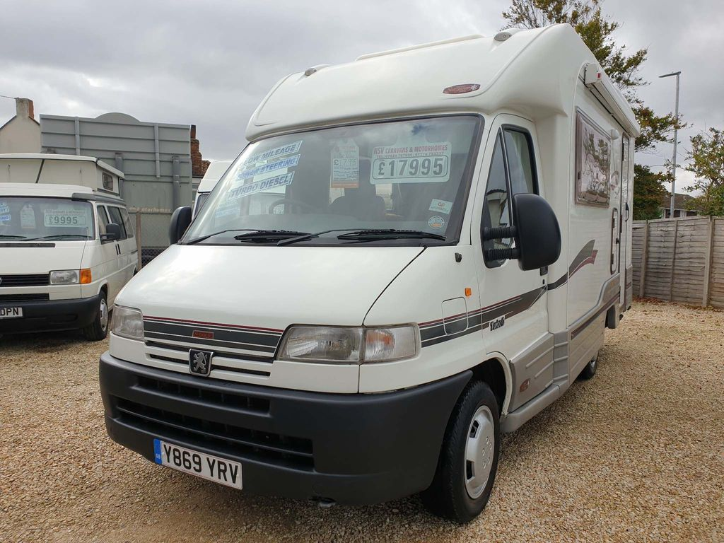 Autocruise Sorry now sold Low Profile Peugeot boxer