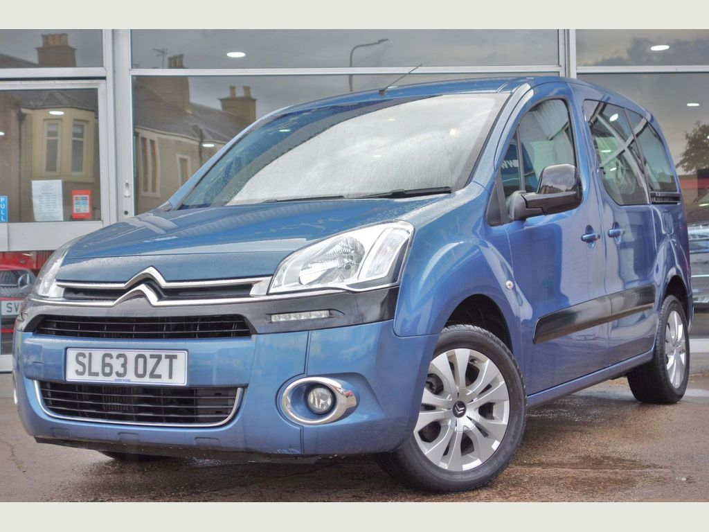 CITROEN BERLINGO MPV 1.6 TD Plus Multispace Special Edition 5dr