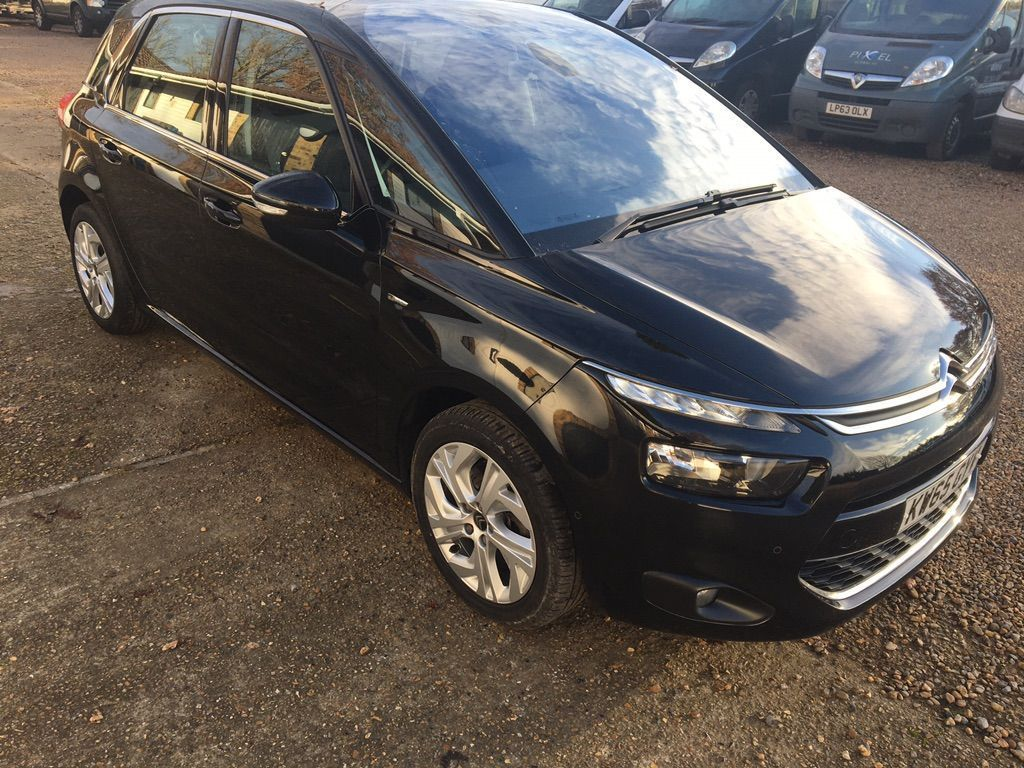 Citroen C4 Picasso MPV 2.0 BlueHDi Exclusive EAT6 (s/s) 5dr