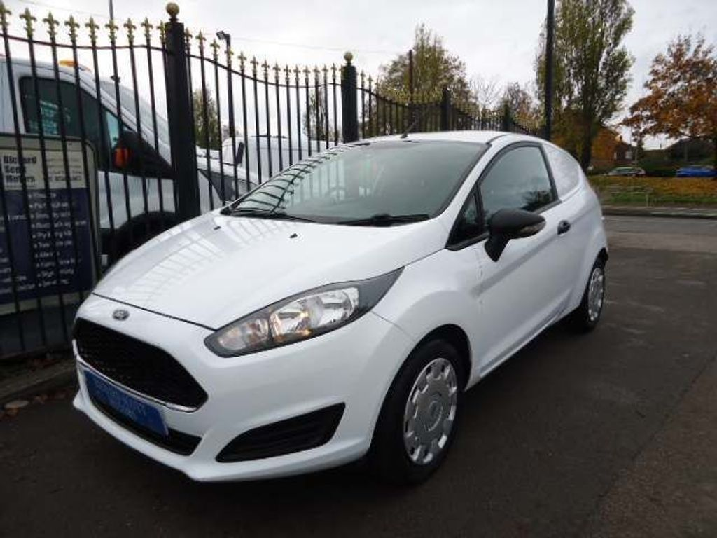 Ford Fiesta Car Derived Van 1.5 TDCI Panel Van 3dr