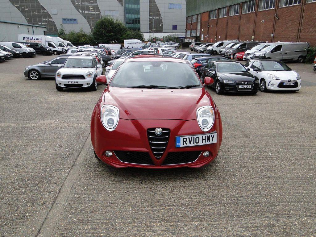 Alfa Romeo MiTo Hatchback 1.4 16V Lusso 3dr