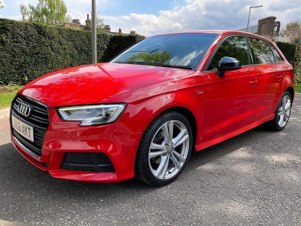 Audi A3 Hatchback 1.0 TFSI SE Technik Sportback S Tronic (s/s) 5dr