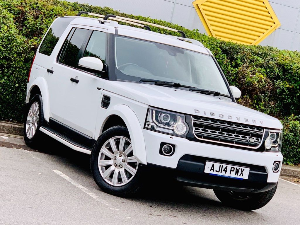 Land Rover Discovery 4 SUV 3.0 SD V6 XS LCV Auto 4WD (s/s) 5dr