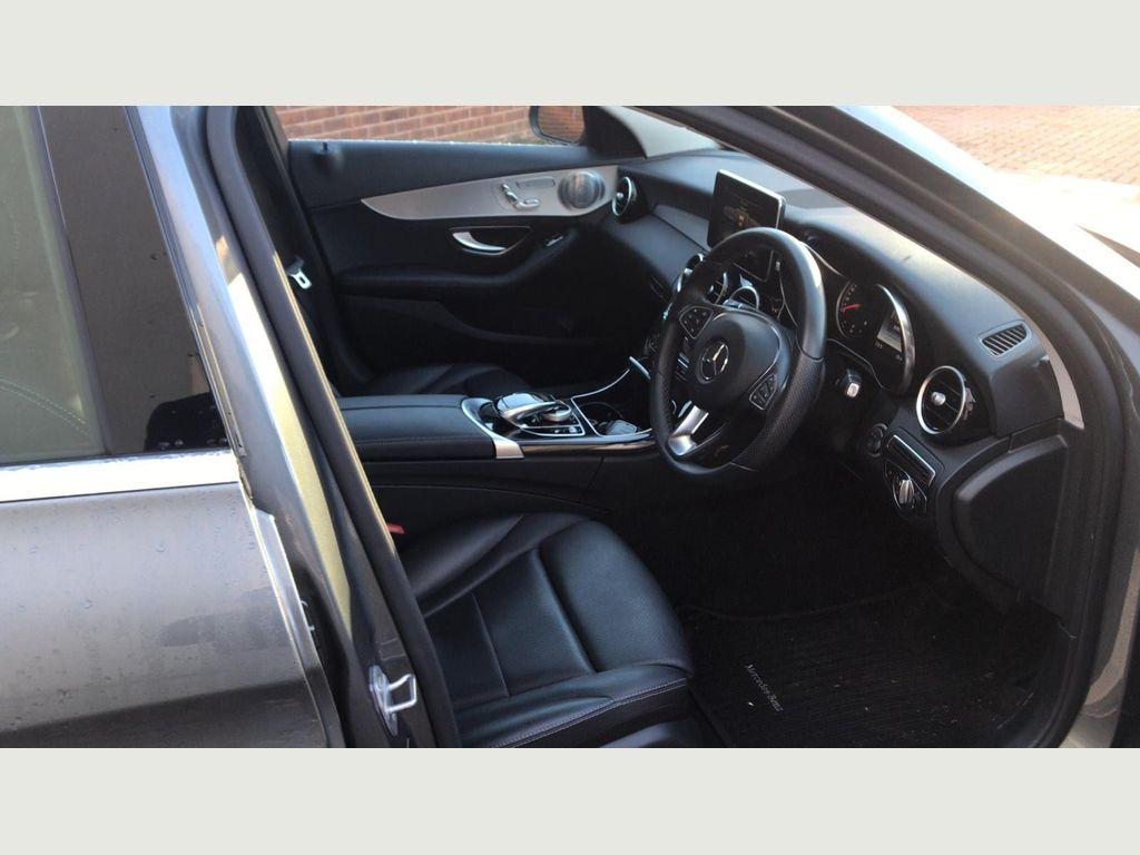 Mercedes-Benz C Class Saloon 2.1 C220d Sport (Premium Plus) G-Tronic+ (s/s) 4dr