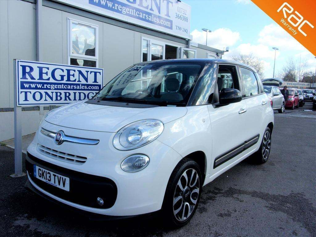 Fiat 500L MPV 1.4 Pop Star 5dr