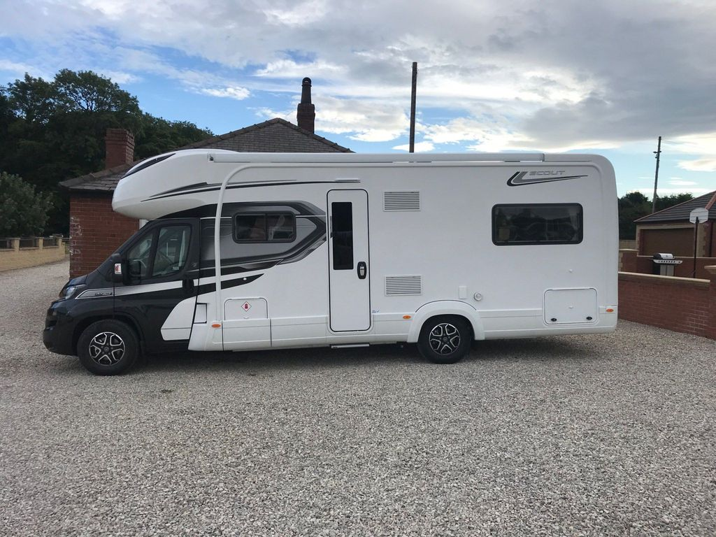 Auto-Trail Scout Motorhome New Upgrade model 21spec