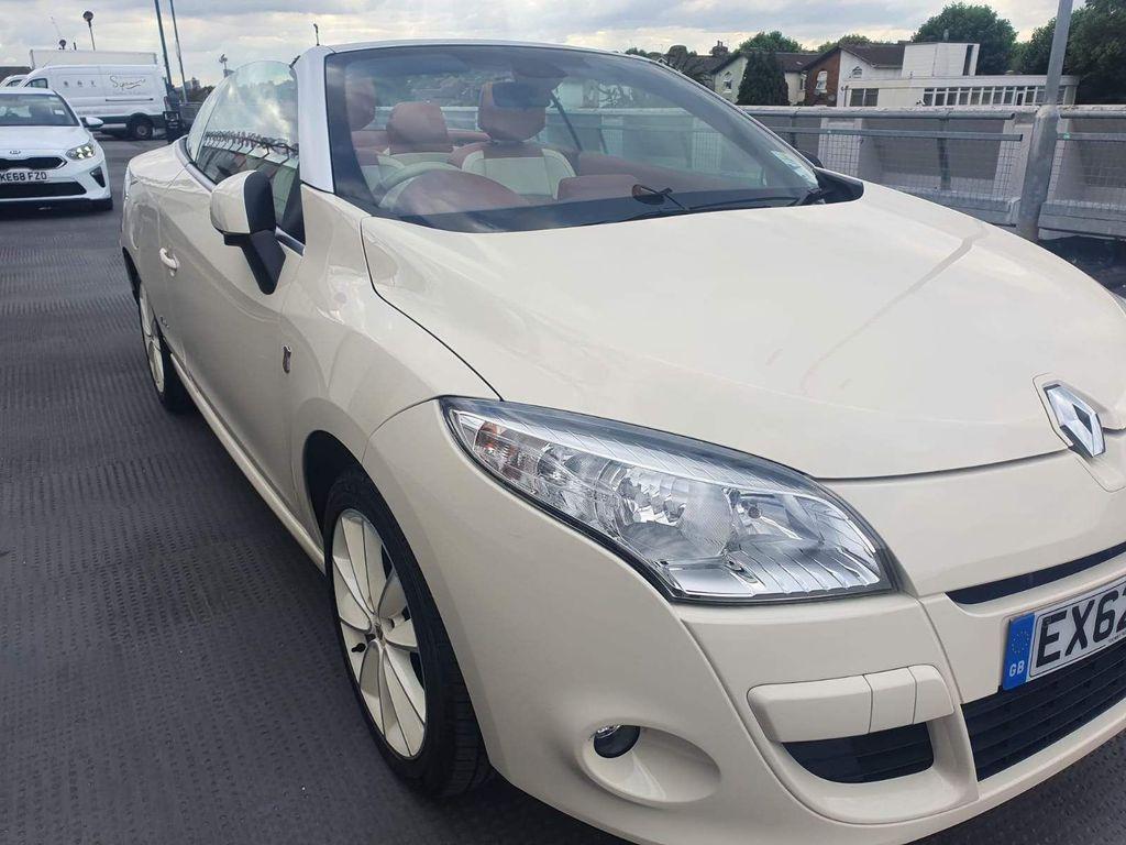 Renault Megane Convertible 1.4 TCe Floride 2dr