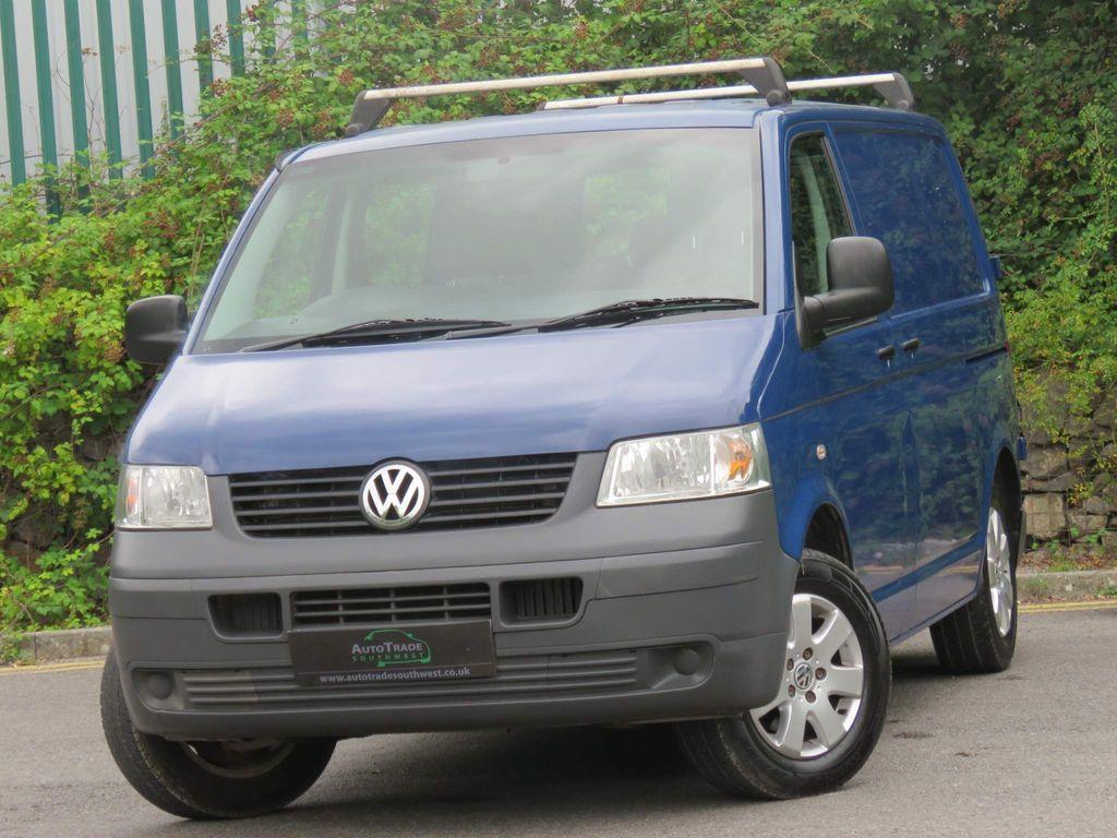 Volkswagen Transporter Panel Van 2.5 TDI PD T30 Panel Van SWB 4dr (SWB)