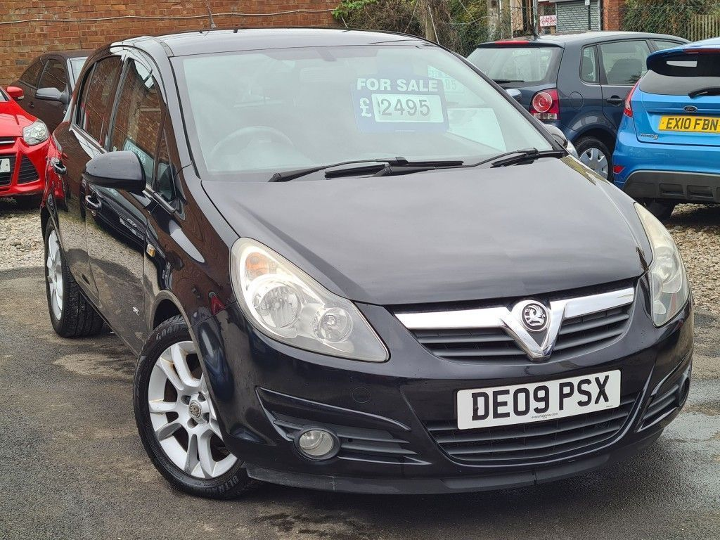 Vauxhall Corsa Hatchback 1.2 i 16v SXi inTouch 5dr