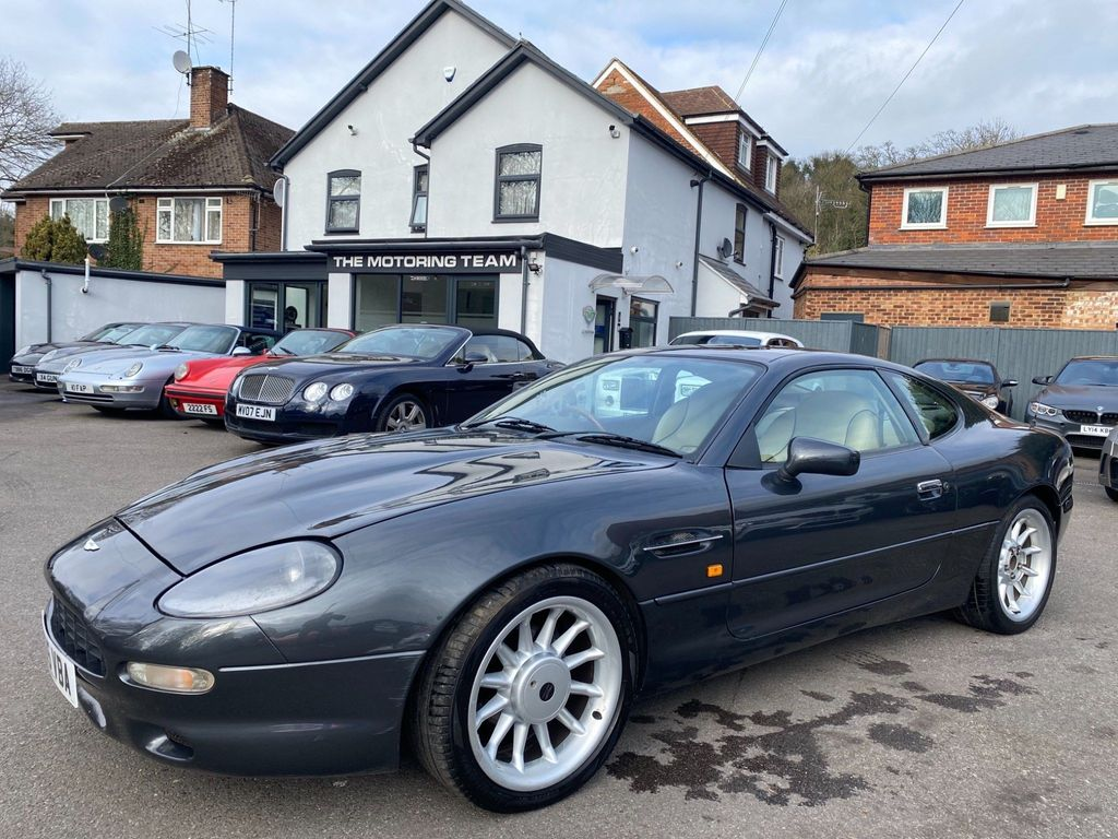 Aston Martin DB7 Coupe 3.2 2dr
