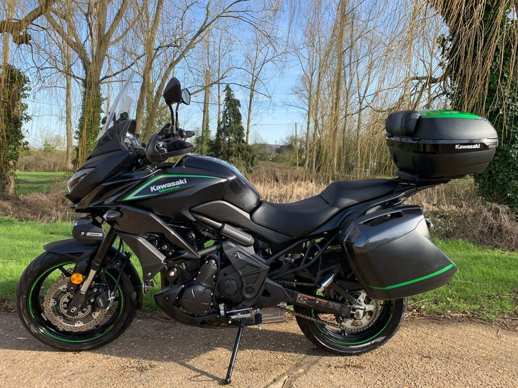 Kawasaki Versys 650 Adventure 650 ABS (Grand Tourer)