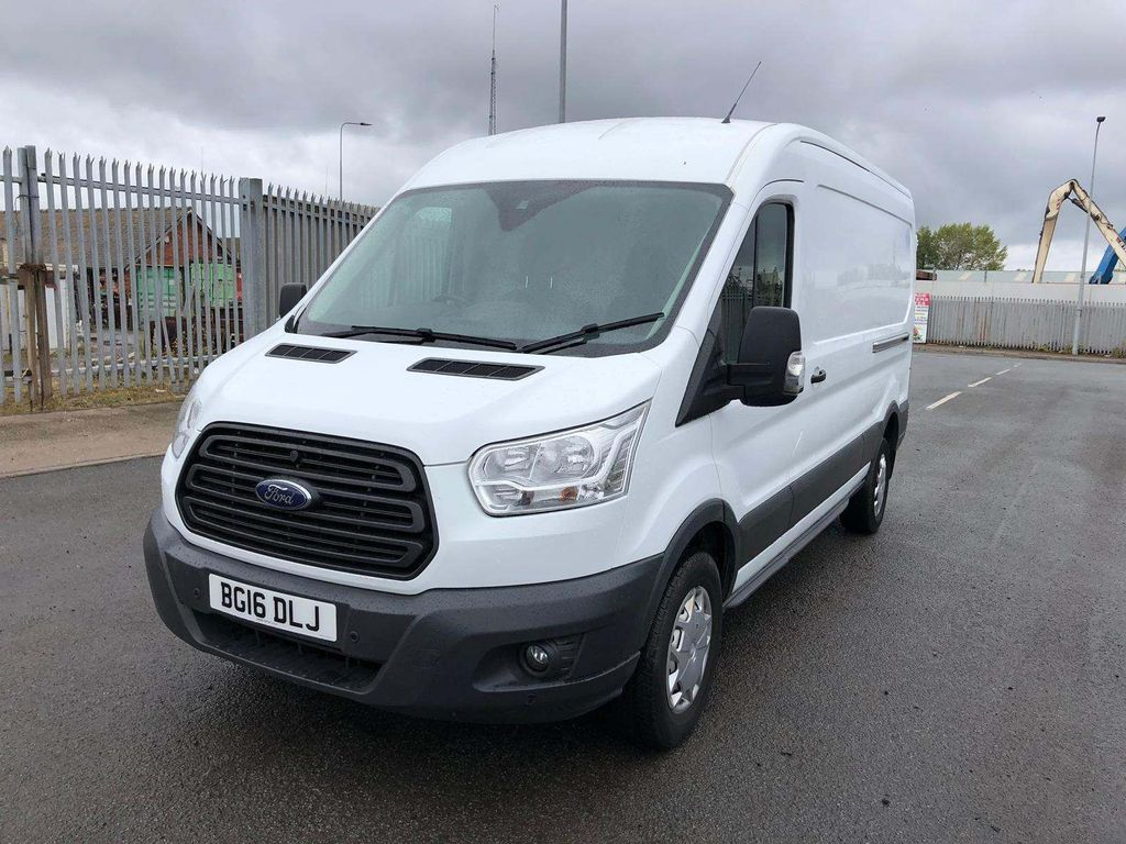 FORD TRANSIT High Roof Van 350 TREND L3H2