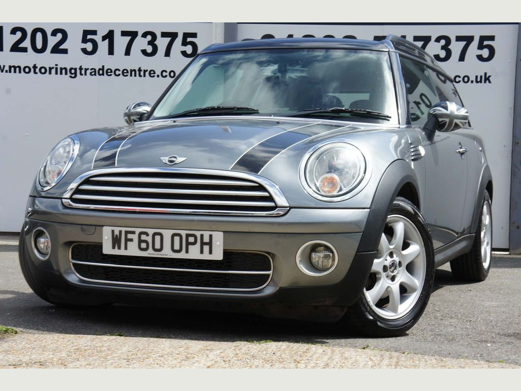 MINI Clubman Estate 1.6 Cooper D Graphite 5dr