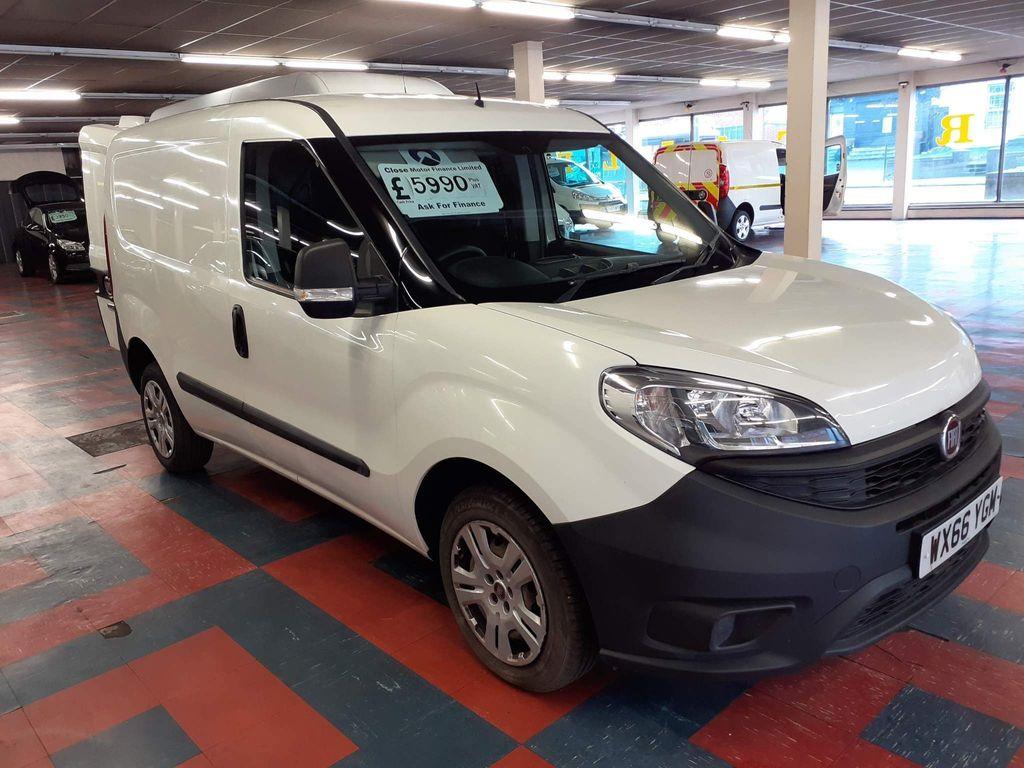 Fiat Doblo Panel Van 16v Multijet 5 Doors Panel Van