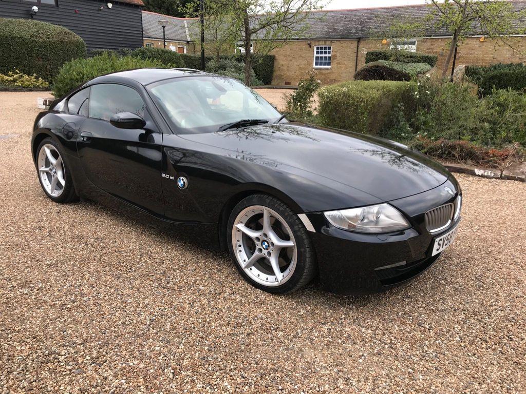 BMW Z4 Coupe 3.0 si SE 2dr