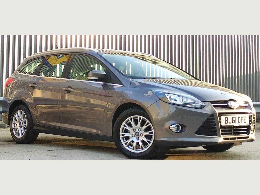 Ford Focus Estate 1.6 Ti-VCT Titanium 5dr
