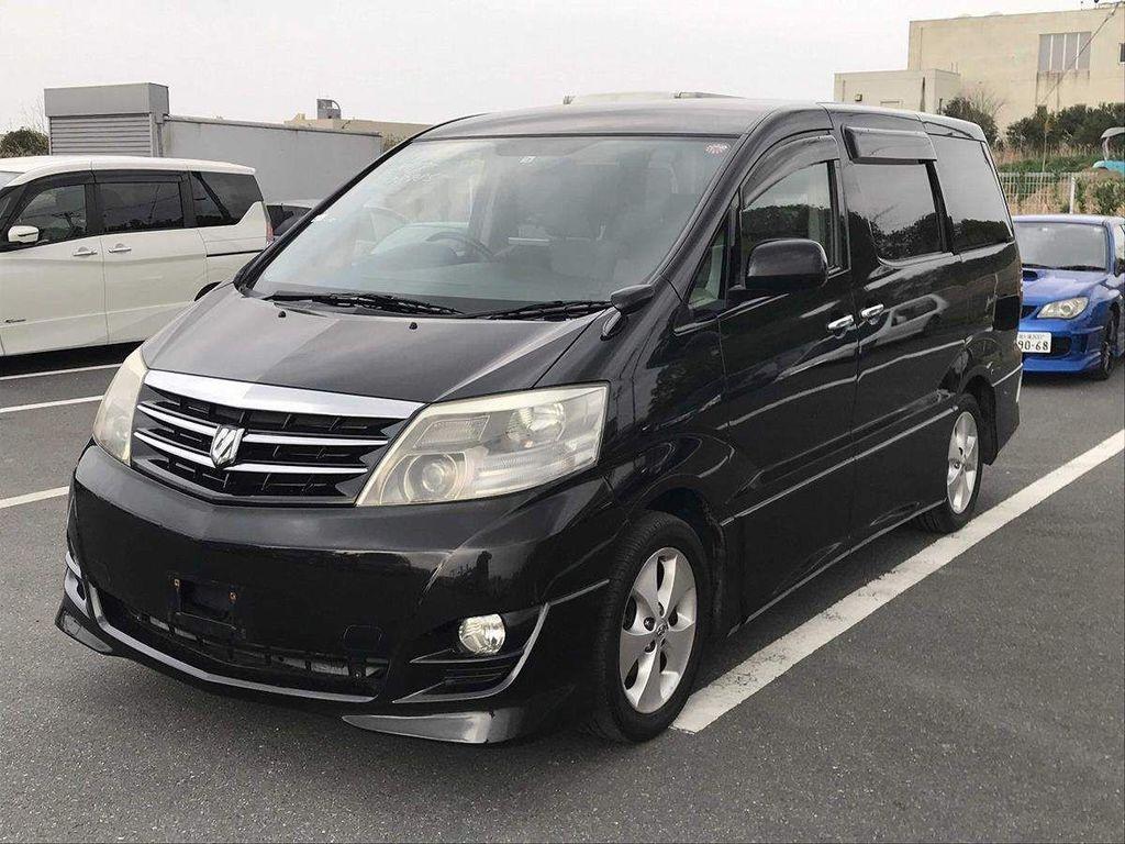 Toyota Alphard MPV 2.4 AS Ltd