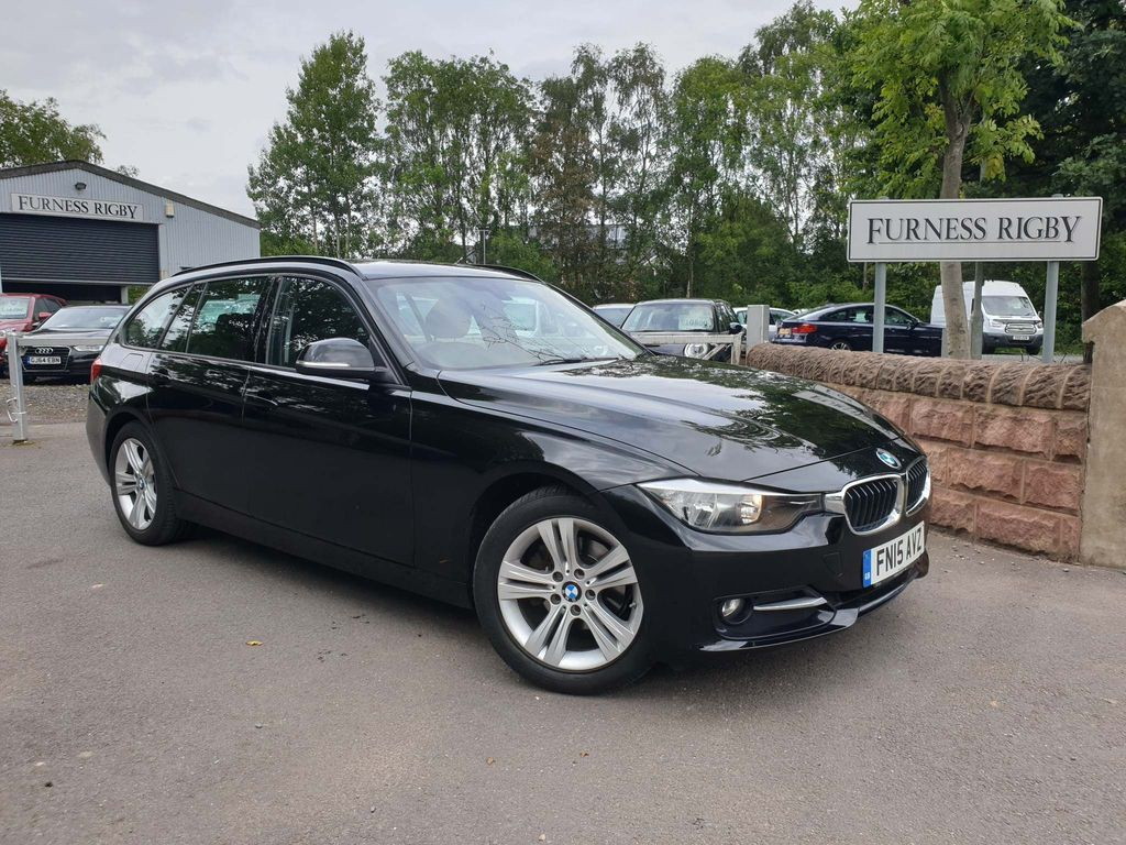 BMW 3 SERIES Estate 2.0 316d Sport Touring (s/s) 5dr